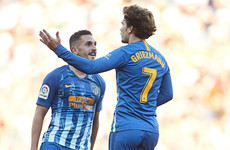 Griezmann stunner saves Atleti at Sevilla but they fail to put pressure on leaders Barca