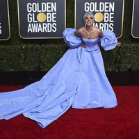 Here's 14 of the best frocks from this year's Golden Globes