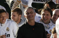Mourinho admits he rejected England