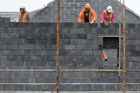 Ibec has said that at least 60,000 more builders will be needed in the upcoming years.