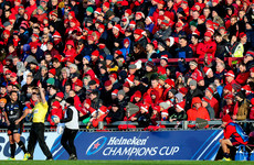 26,267 tickets accounted for as Munster sell out Thomond for Exeter's visit