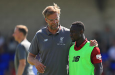 Klopp admits Keita hasn't shown the form that persuaded Liverpool to pay £52m for him