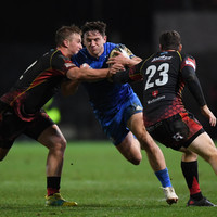 Disappointing setback for Leinster's Keenan as young fullback undergoes surgery