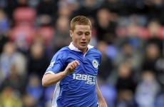 James McCarthy ruled out of Euro 2012 with family illness