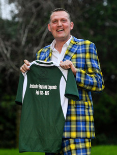 Doddie Weir: Living with MND, the crusade for a cure and the global rugby family