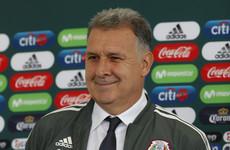 Former Barcelona boss becomes Mexico coach