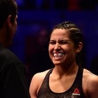 Man tries to rob female UFC star in Rio - immediately regrets decision