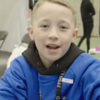 This video of a little lad from Co Kildare meeting The Rock is just so wholesome