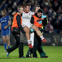 Luckless Ulster prop set for further lay-off with 'significant' injury