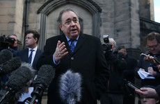 Alex Salmond wins case against Scottish government over sexual harassment inquiry
