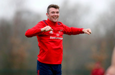'Booster weeks' leave Munster turnover threat O'Mahony fresh