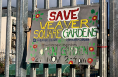 Locals hold out hope that Weaver Garden allotments will be saved over rapid-build Liberties apartments