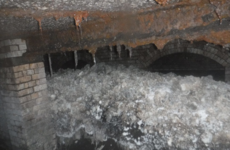 'Monster' 64m fatberg discovered blocking sewer in UK