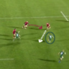 'Earlsy and Conway working off the ball, that was really good, even Tadhg's line'