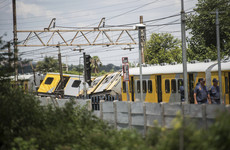 Three killed and over 600 injured after two passenger trains collide in South Africa