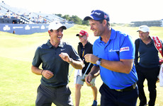 'One of the leaders of my team' - Harrington confident of McIlroy's commitment to Ryder Cup
