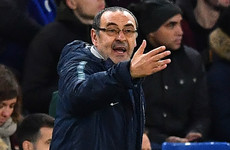 'English referees cannot use VAR' - Chelsea boss Sarri slams penalty call in Spurs semi-final