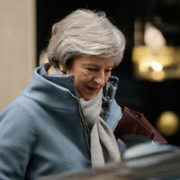 Theresa May will have 3 days to present a new Brexit plan if her current deal fails
