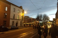 Luas services resume after disruption caused by stalled tram