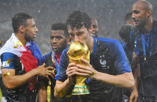 Bayern Munich confirm capture of World Cup star Pavard on five-year deal