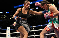 'The sport of female boxing isn't Katie Taylor': Serrano frustrated by rival's impact on pro game