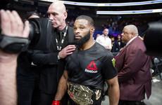 Woodley's next title defence confirmed after Covington accuses UFC of broken promises