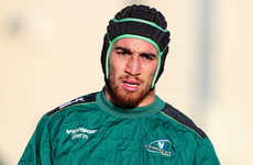 Ultan Dillane signs contract extension at Connacht
