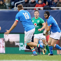 McKinley and uncapped Sisi among Italy's Six Nations squad