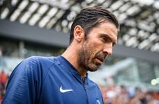 'Everything just stopped making sense' - Gigi Buffon on his depression