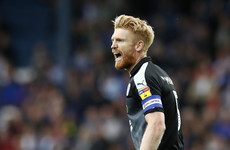 Ireland international Paul McShane denies reports he has been transfer listed