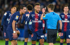 PSG stunned in France as 43-match domestic cup winning run ends against struggling Guingamp