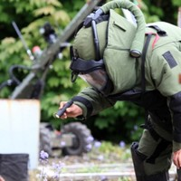 Controlled explosion carried out on IED outside Inchicore house