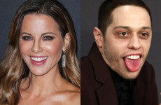 Kate Beckinsale had a gas reaction to being called out for her alleged shift with Pete Davidson... it's The Dredge