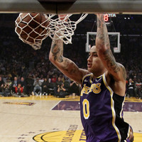 Kuzma inspires LeBron-less Lakers to victory while Bucks overcome Rockets' MVP contender Harden