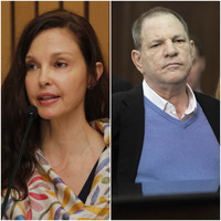 Court dismisses Ashley Judd's sexual harassment claim against Harvey Weinstein