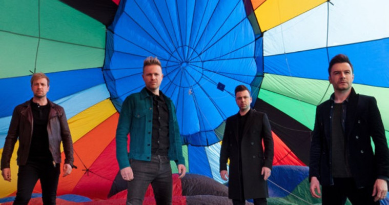 Westlife's first new song in 8 years came out today - but