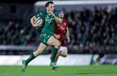 'We're well able to match any Pro14 team,' says Carty as he targets a higher grade of European rugby