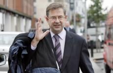 Éamon Ó Cuív stays in Fianna Fáil