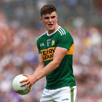 First-night nerves at Kerry training, owing 'a lot' to Fitzmaurice and working under new boss Keane