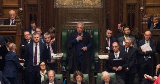 Brexiteers were furious with Westminster's House Speaker this week - so what's the latest row about?