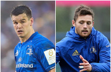 Byrne primed for Leinster's 10 shirt with Sexton set to miss out