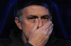 Mourinho preparing for 'the next step' but Benfica return ruled out