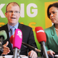 Peadar Tóibín: 'Some in Sinn Féin are hurt and angry and are not talking to me at all'
