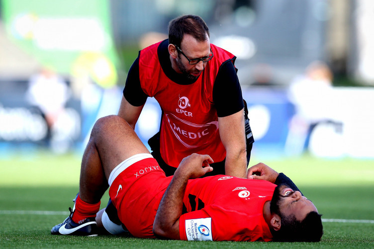 Vunipola has endured a torrid time with injuries.