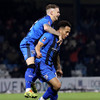 Byrne still hungry for more after upsetting Premier League opposition