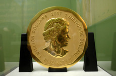 Four men go on trial for $1 million giant German coin heist