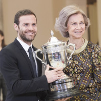 Mata calm about Manchester United contract situation