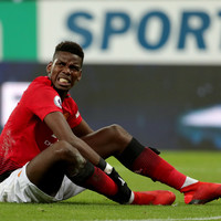Pogba back from injury for Man United's trip to Wembley