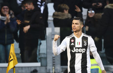 Las Vegas police seek Ronaldo's DNA in rape investigation