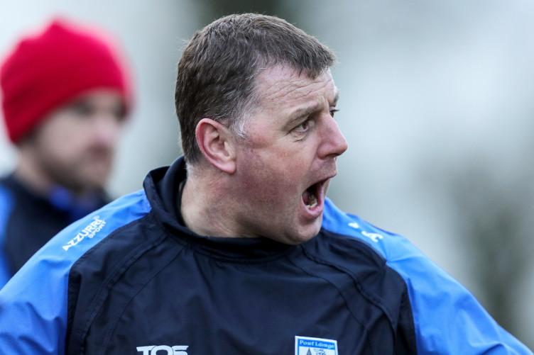 Waterford boss Padraic Fanning.